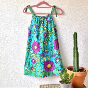 Hanna Andersson | Girls Floral Dress